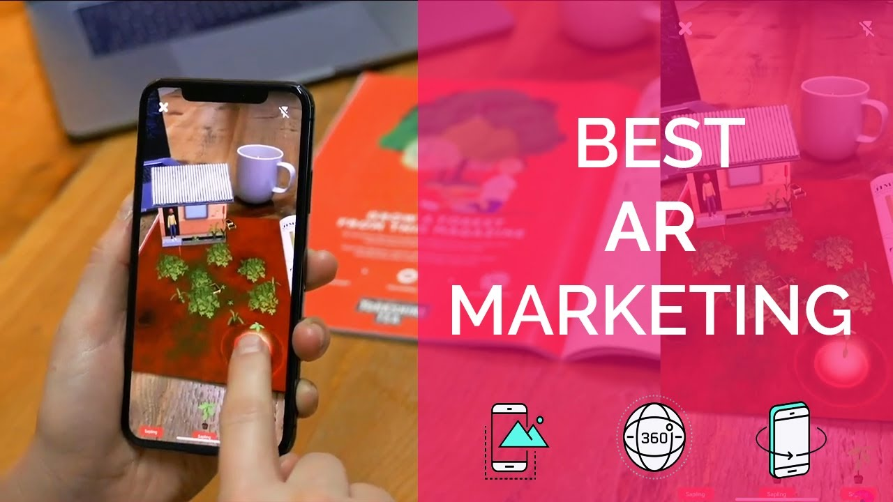 What is augmented reality marketing